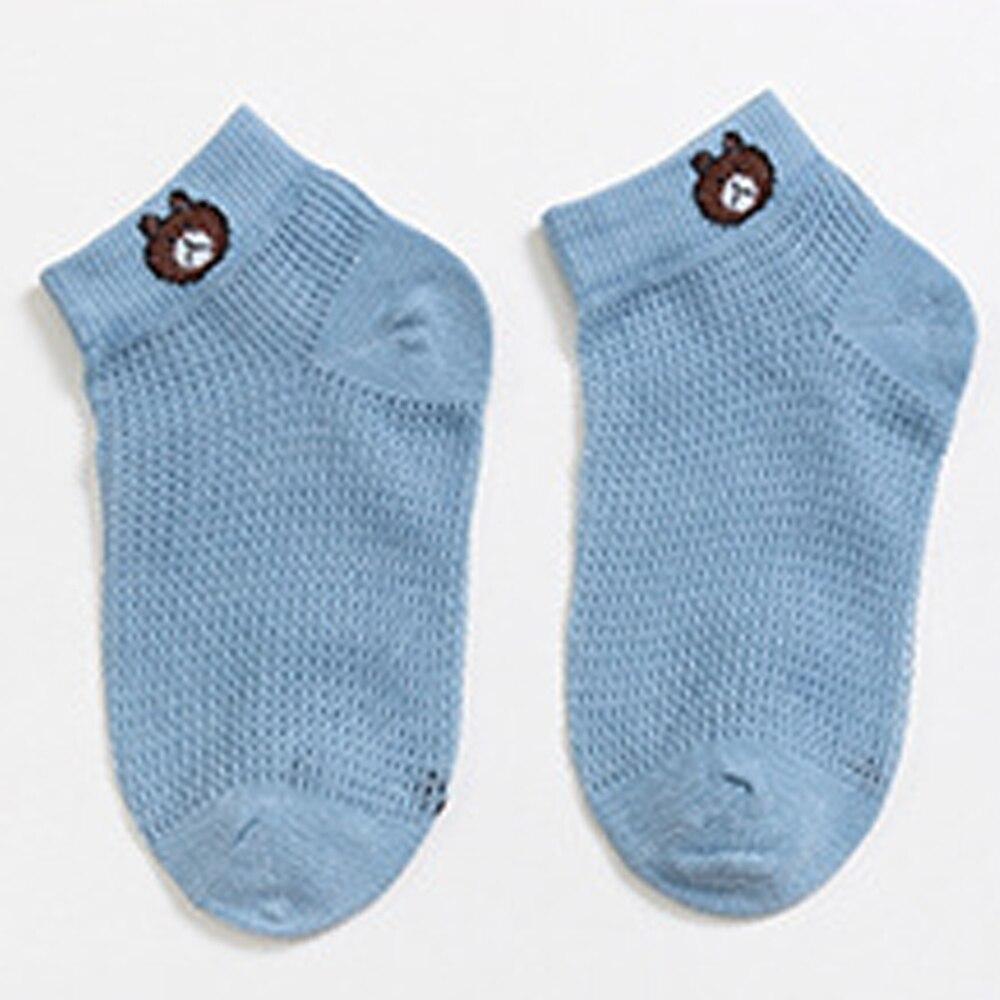 meias confortaveis de algodao macio meias fofas criancas acessorios para pes 03