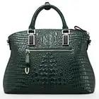 Qiwang Authentische Frauen Krokodil Tasche 100% Echtem Leder Frauen Handtasche Heißer Verkauf Tote Frauen Tasche Große Marke Taschen Luxus - 3