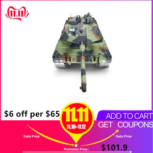 Henglong 1:16 Remote Control M