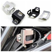 Мотоциклетный задний тормозной насос, резервуар для жидкости, защитная крышка, Мотоциклетные аксессуары для BMW F800GS F700GS 2013