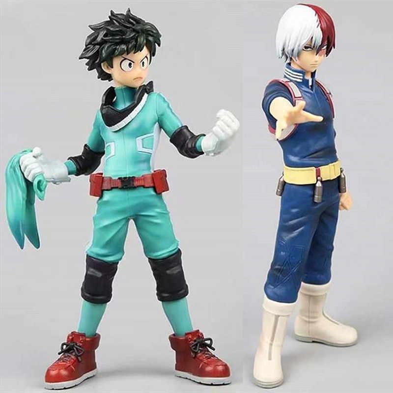 Mijn Hero Academia Todoroki Shoto Figuur De Verbazingwekkende Heroes Vol.2 Boku Geen Hero Academia Shouto Todoroki Pvc Collecible Model Speelgoed