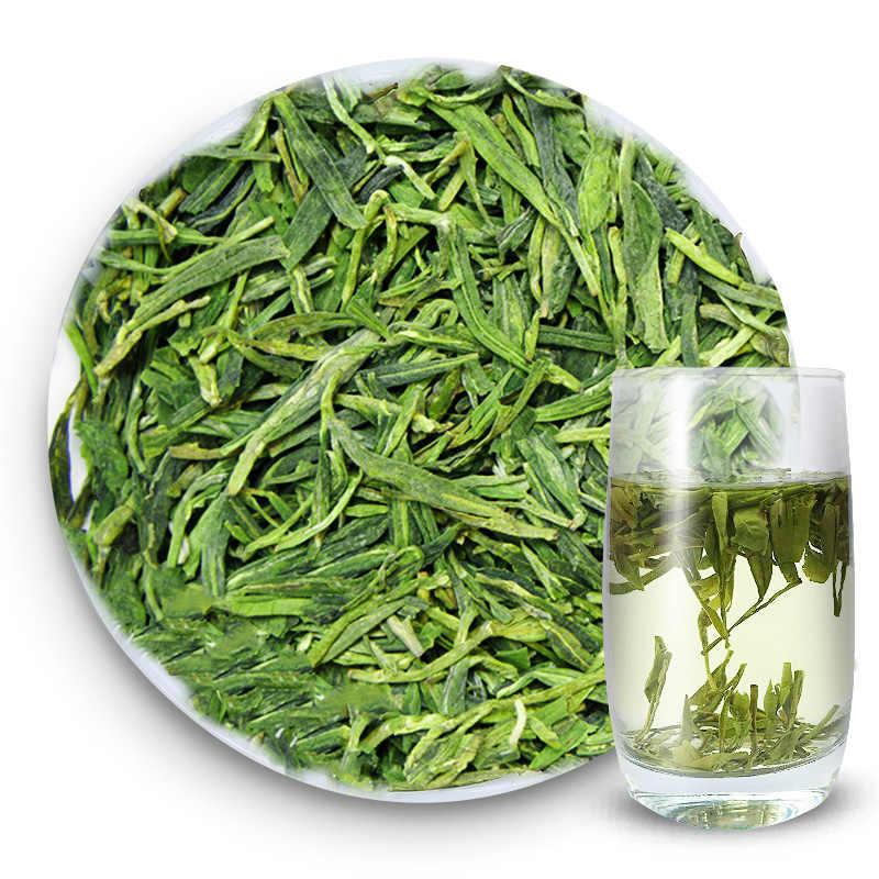 الشهيرة نوعية جيدة التنين جيدا الشاي الصيني شاي أخضر صيني غرب بحيرة التنين جيدا الرعاية الصحية التخسيس الجمال