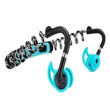 Neck Band Bluetooth Extra Bass Headphones Headset Wireless Over Ear Bt Stereo Fitness Earphone Waterproof