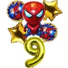6p 3D Spiderman 32 I...