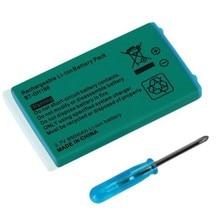 Высококачественная литий-ионная аккумуляторная батарея 850 мАч+ пакетный комплект инструментов для Nintendo GBA SP игровые аксессуары Новинка