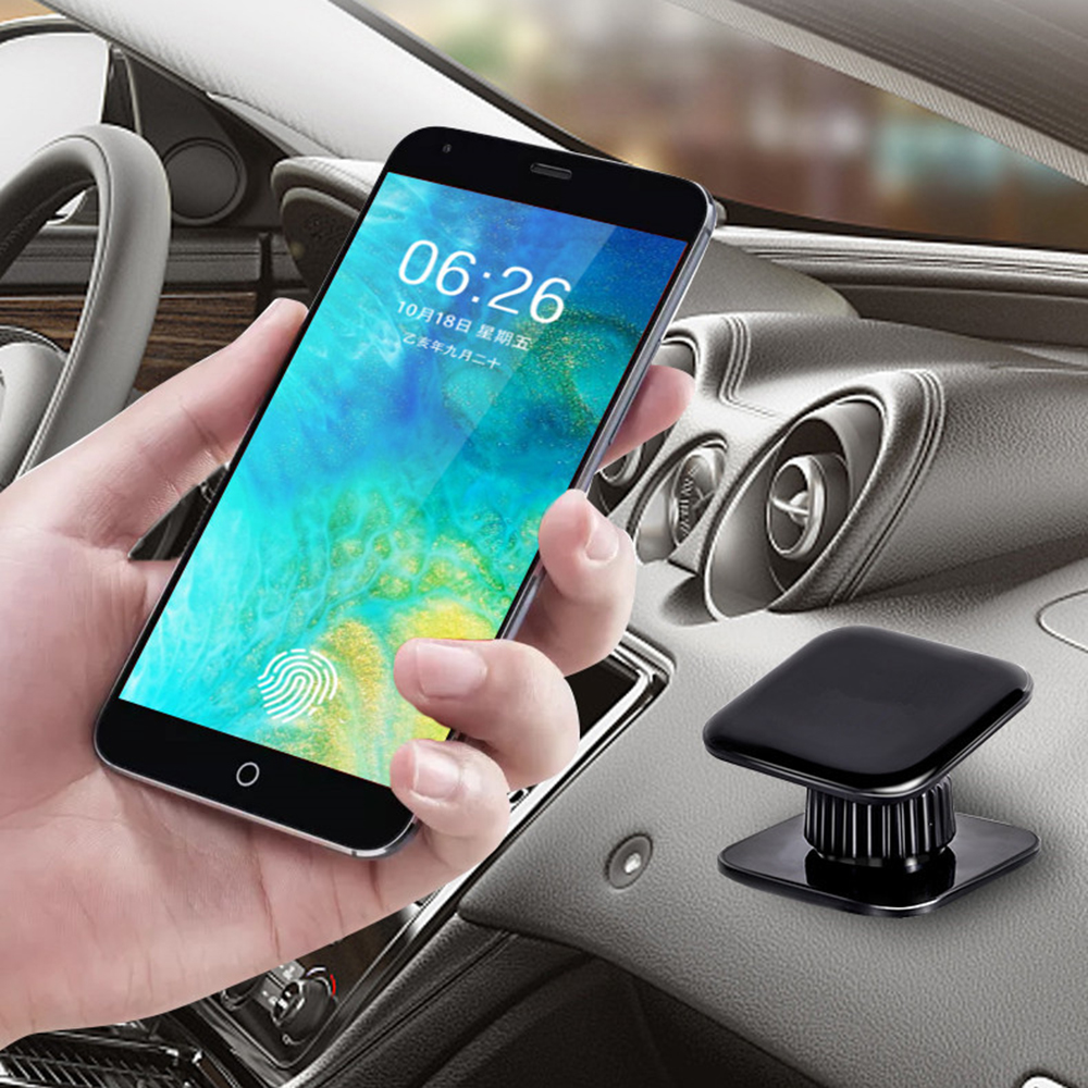 Auto Universal Nano-stent Car Phone Holder Stand Double-sided Sticker Car Navigation Auto Mobile Phone Bracket Car Accessories