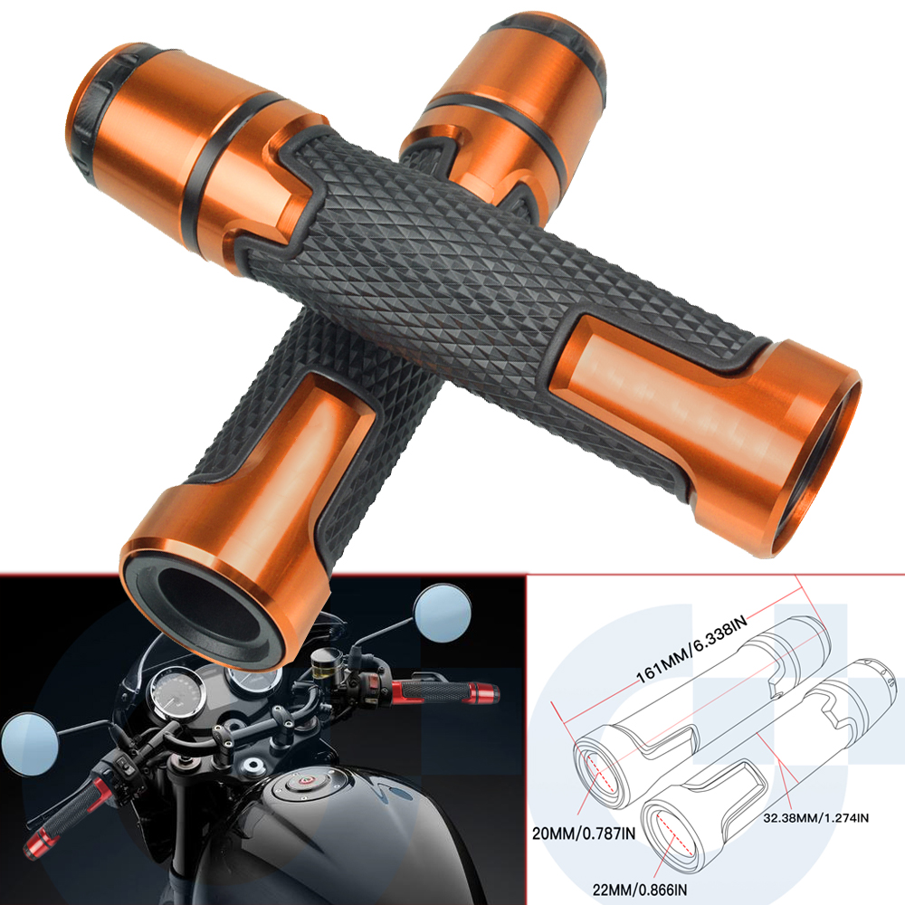 Accessories Motorcycle CNC Aluminum Handlebar Grips Handle Grip And Hand Bar End Slider Cap For Ducati HYPERMOTARD 939 2016-2017