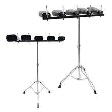 1 шт. 5 дюймов металлический колокольчик коровий монтируемый молоток ударный инструмент для набор барабанов или ударные