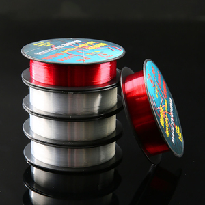 High Quality 100M Nylon Fishing Line Mainline Tippet Japan Material Bass Carp Fish Fishing Accessories 2020
