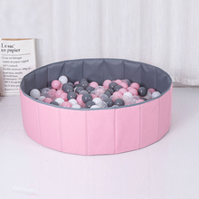 80cm Funny Folding Pool Children Ocean Ball Pool Layout Folding Toy Game Children Tent Fence Baby Indoor Entertainment Tent
