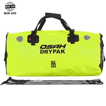 OSAH drypak 40L/60L Motorcycle Waterproof Dry Bag Pack Swimming Rafting Kayaking River Trekking Floating Water Resistance bag
