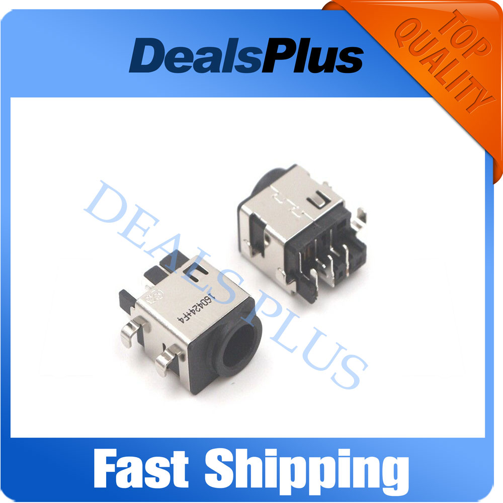 Conector de tomada de alimentação dc do portátil da substituição para samsung rv520 rv720 rv530 rc730 rf511 rf710 rf711 tomada de carregamento do porto