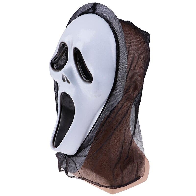 Смерть конечный пункт назначения Scream Череп Призрак Маска поддельные уход за кожей лица мульти-shape форме, благодаря чему создается ощущение ...