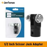 Scissor Jack Adapter 4,1 cm Bolzen Länge Verwenden Für 1/2 Zoll-laufschlagschrauber Oder 13/16 Zoll