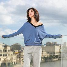 Adohon женские зимние 100% кашемировые свитера и auntmun вязаные