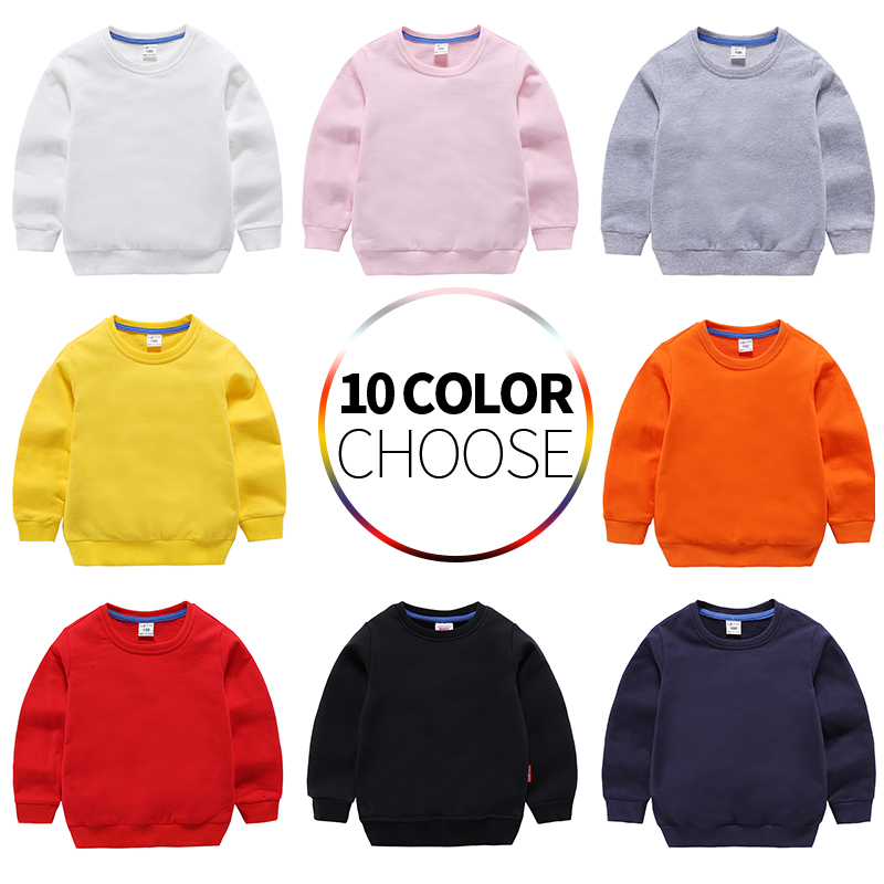 Hoodies Sweatshirts Kids Baby Girls Toddler Cotton Spring Autumn Clothes Tops Children Hoodie Boys Sweater Long Sleeves Infant title=