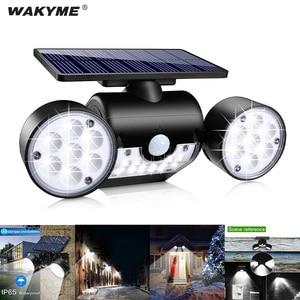 WAKYME 30 LED Solar Light Wate