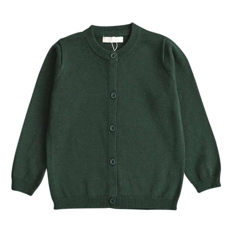 תינוק ילדי בגדי בני בנות סרוג קרדיגן סוודר ללבוש ילדים מוצק 100% כותנה תינוקות יילוד בגדי הלבשה עליונה סוודרים
