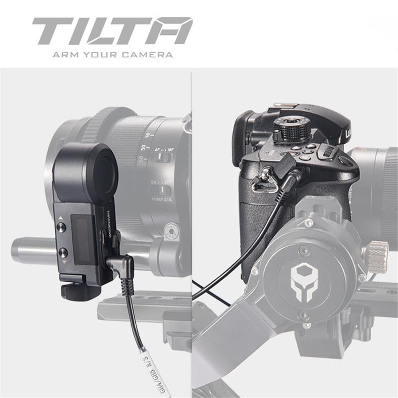 Tilta Nucleus-M Lens Control Motor Run//Stop Cable 7 Pin Fischer 3 Pin RS Camera
