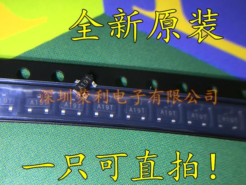 10 peças novo ao3401 a19t sot-23 mos em estoque