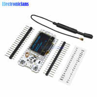 SX1276 ESP32 LoRa 0.96 Inch Blue OLED Display Bluetooth WIFI Lora Kit 32 Module IOT Development Board 868MHz 915MHz for Arduino