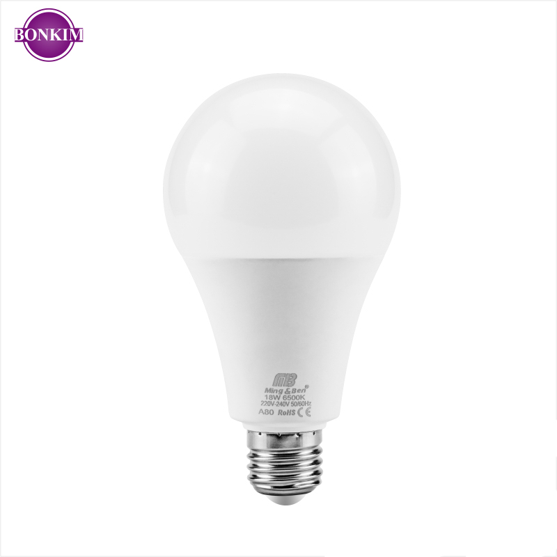 LED Energy Saving Bulb E14 E27 3W 5W 7W 9W 12W 15W18WAC220V Cold White Warm White Suitable Dress Table Living Room Home Lighting