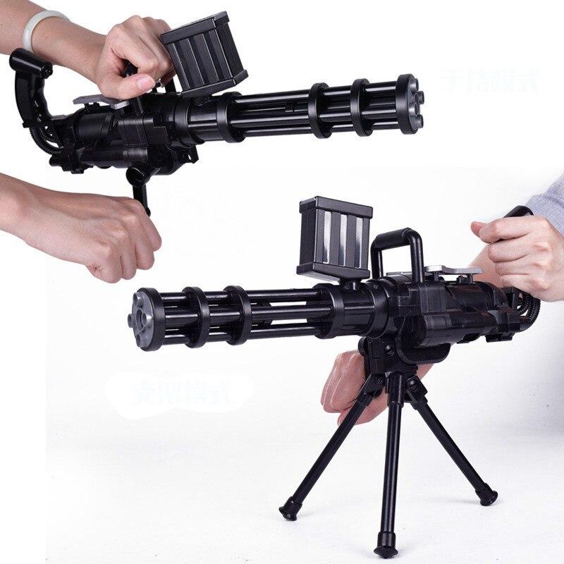 High Quality Soft Bullet Gun Children Military Model Toy Gun Pistol Water Bullet Gun For Children Birthday Or Holiday Gifts