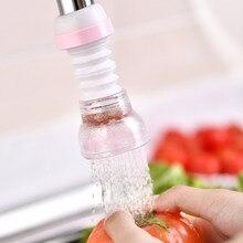 Faucet-Adapter Kitchen Nozzle Sprayer ANTI-SPLASH-FILTER Bathroom for 360-Degree Rotating