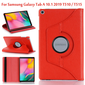 Case for Samsung Galaxy Tab A 10.1 2019 SM-T510 T515 Stand PU Leather Cover For T510 SM-T515 10.1 inch Cover for samsung galaxy tab a 10 1 2019 sm t510 sm t515 smart case cover pu leather protective shell auto sleep stand ultrathin