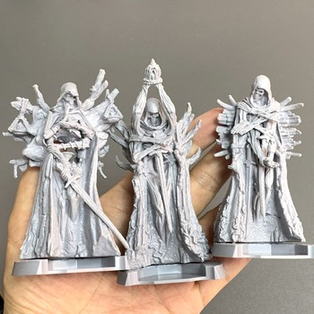 New 3pcs 4inch Nolzur's Marvelous Game Miniatures Board Game Figures Role Playing Model Toys Gift new spoiler abomination role playing miniatures board game figures