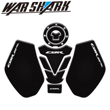 NEW carbon fibre Motorcycle Fuel Tank Pad Protector Decal Sticker Case for Honda CBR 600 RR  CBR 600RR 2003-2006 hot sell high quality motorcycle wheel sticker decal reflective rim bike suitable for honda cbr rr cbr cbr1000 600rr 650r 300r