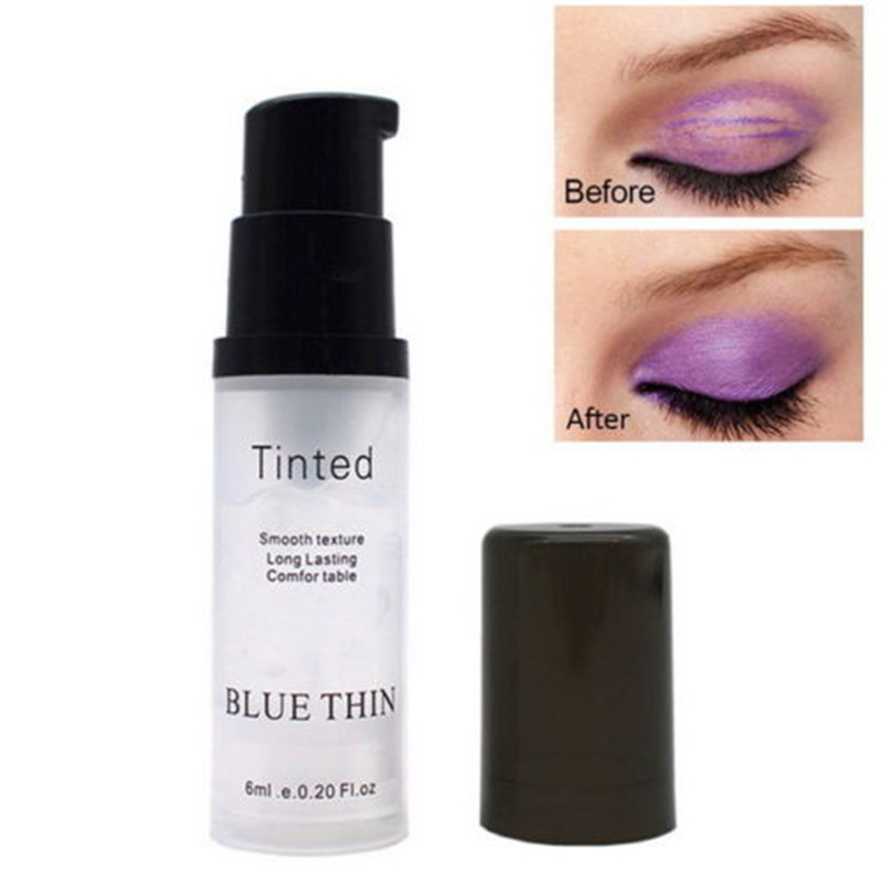 Face Eye Primer Makeup Smoothing Matte Base Make Up Oil Control Invisible Pores Facial Cream Brighten Liquid Foundation Primer image