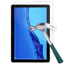 ฟิล์มกระจกนิรภัยสำหรับHuawei MediaPad M6 10.8 8.4 M5 Lite 10.1 M3 8.0 T5 10 T3 9.6 t3 7.0 WiFi 3G T1 7.0 701U