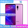 "Meizu 16 Globale Version 6GB RAM 128GB ROM Smartphone Snapdragon 710 Octa Core 6 0 ""2160x1080 P in Bildschirm Fingerprint Gesicht entsperren-in Handys aus Handys & Telekommunikation bei"