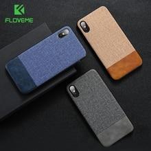 FLOVEME Luxury Phone Case For iPhone X X