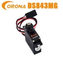 Corona ds843mg/DS-843MG digital alto torque micro servo 4.8kg / 0.10sec / 11.5g