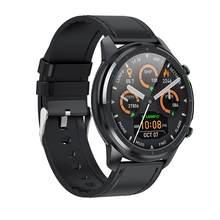 LEMFO – montre connectée LF26, moniteur de fréquence cardiaque, de pression artérielle, étanche IP67, écran tactile, résolution 360x360, plus élevée
