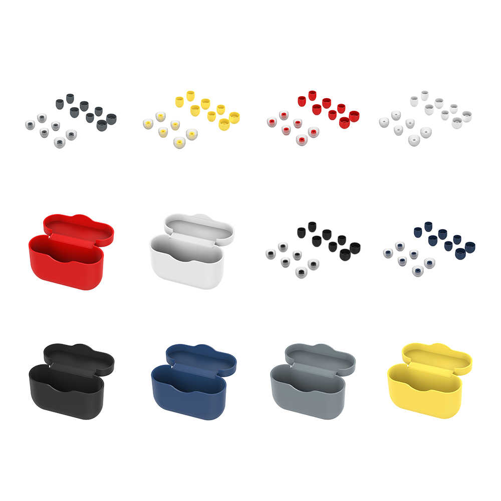Hot Sale Silicone Case Flexible Protective Silicone Earbud Cover Tips Replacement Ear Gels Buds for Sony WF-1000XM3