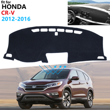 Dashboard Cover Protective Pad for Honda CR-V RM1 RM3 RM4 2012 2013 2014 2015 2016 CRV