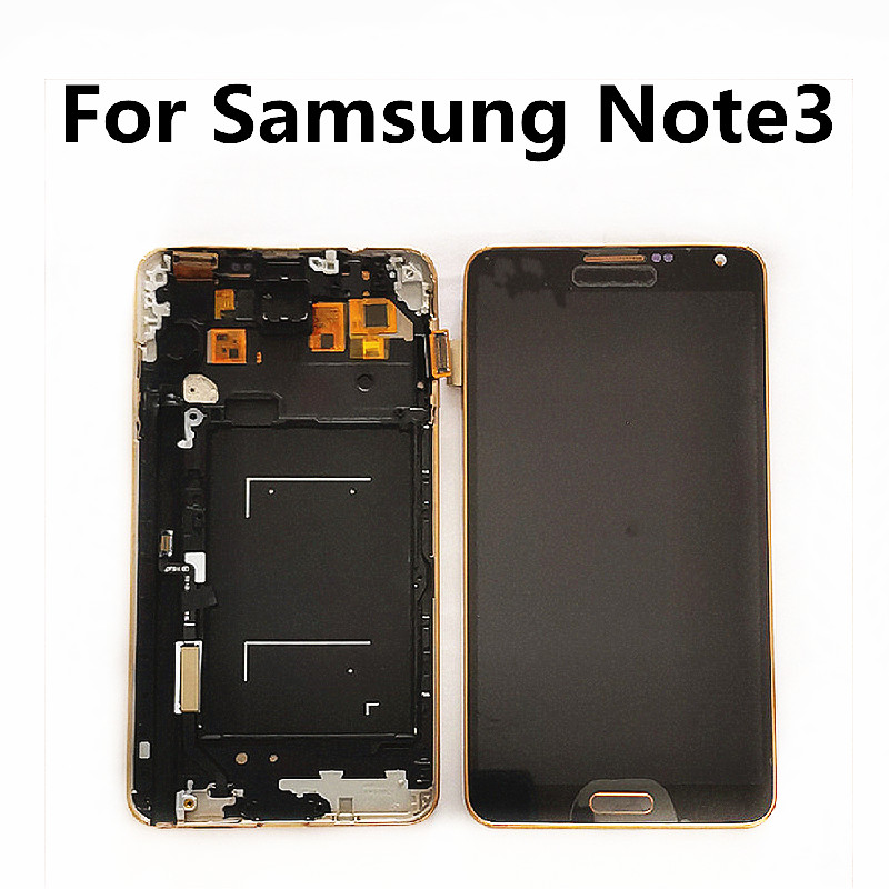 TFT Display For Samsung Note 3 <font><b>N9000</b></font> <font><b>LCD</b></font> Display Screen For Samsung Note3 N90005 Display Screen For Samsung Note3 N900 Display image