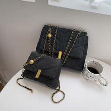 Высококачественные женские сумки Новинка осени 2020 модная сумка