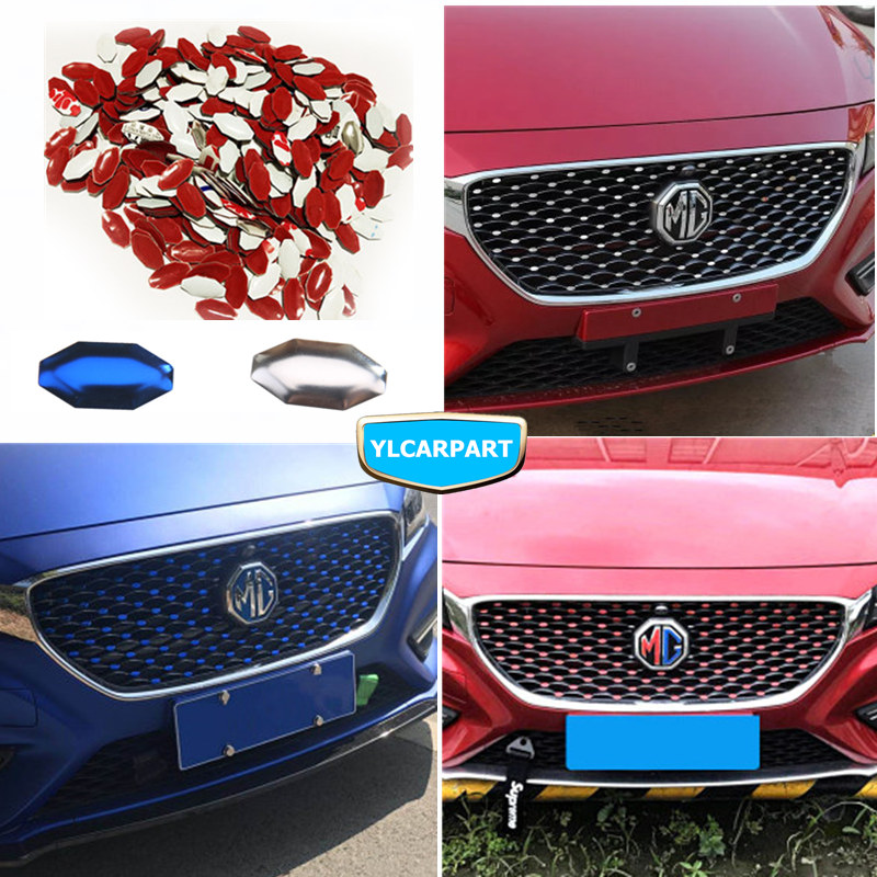 For MG ZS,Car Middle Grid Sticker