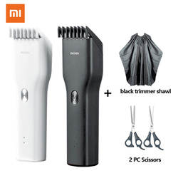 100% original xiaomi enchen poderosa máquina de cortar cabelo profissional máquina de cortar cabelo máquina de cortar cabelo máquina de corte elétrica