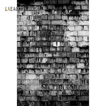 Laeacco Grunge Gradient Old Brick Wall Portrait Customize Photographic Backgrounds For Photography Backdrops For Photo Studio customize washable wrinkle free rococo painting style forest photography backdrops for photo studio portrait backgrounds s 1250