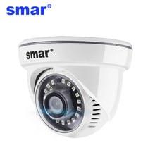 Smar – caméra de Surveillance intérieure AHD 1080P 720P, dispositif de sécurité domestique avec 18 Led Nano IR, Vision nocturne, jour et nuit