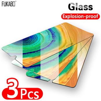 Protective Tempered Glass For Huawei P30 P20 P10 Honor 10 Lite 8X Screen Protector For Huawei Mate 20 Pro Protection Ecran Glass 1