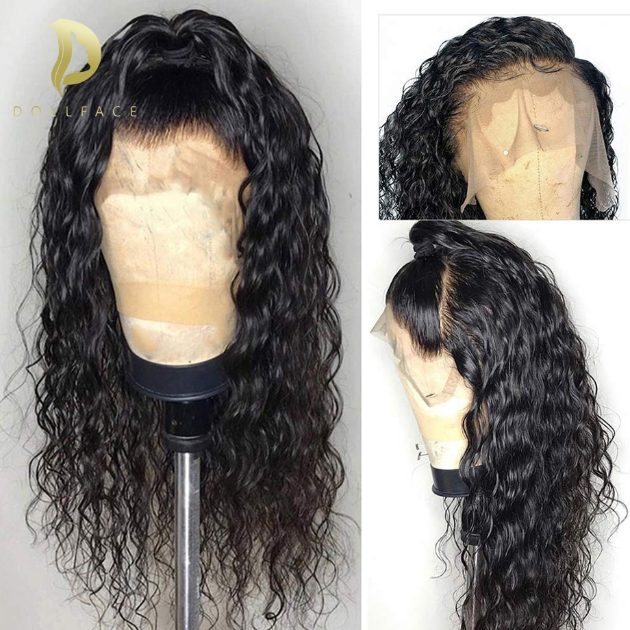 360 Lace Frontal Human Hair Wig Brazilian Curly Human Hair Wigs For Black Women Natural Swiss Remy Hair Color Vendors