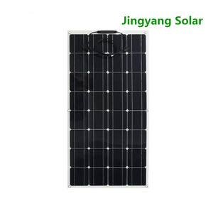 Image 4 - 400W solar panel 4PCS of 100w panel solar 200W 300W 600W thin film flexible solar panel Monocrystalline Solar Cell Car/RV/boat