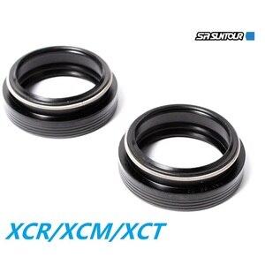 Sr Suntour XCR XCM XCT вилка стеклоочистителя уплотнение пыли кольцо 32mm-XCR 30mm-XCM 28mm-XCT передняя вилка Запасные части