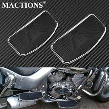 Floorboard Foot-Peg Passenger 883 Motorcycle Harley Sportster Male 1200 for XL 883/1200/Touring